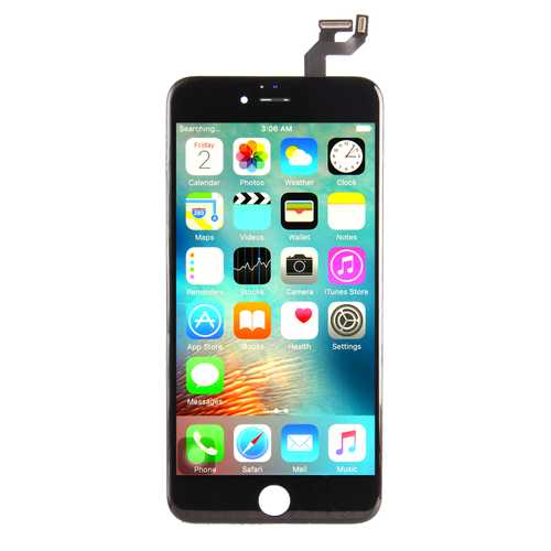 Standard Display iPhone 6S+ schwarz, komplett – Bild 2