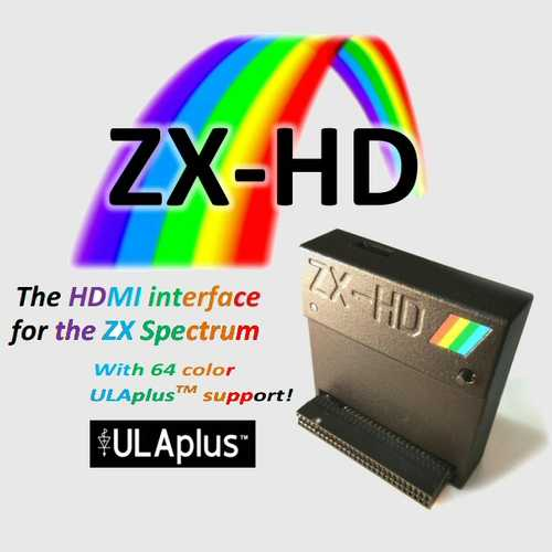 ZX-HD HDMI Interface für ZX Spectrum