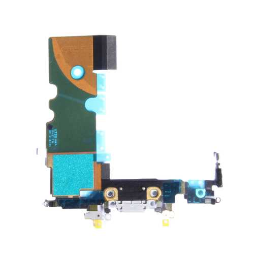 Docking port with Headphone Jack and Flexkabel for iPhone 8 – Bild 8