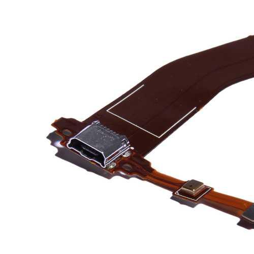 Micro USB Buchse für Samsung TAB 3 10.1 P5200 mit flex – Bild 2