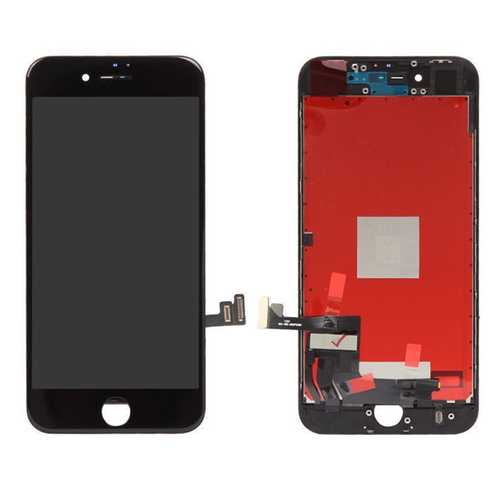 Common quality LCD Digitizer Touch pad with Front panel Glass Cover for iPhone 8 – Bild 2