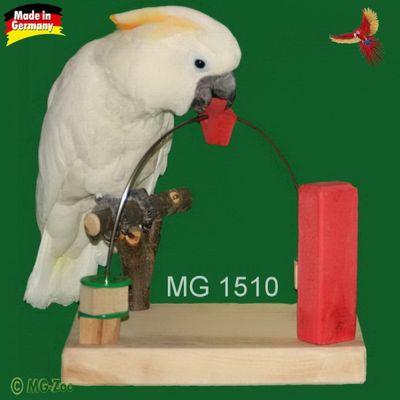 Hin und Her Spielplatz für Papageien