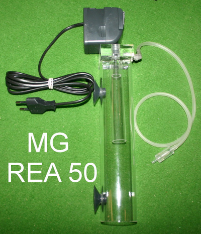 MG REA 50 CO2 Reaktor 001
