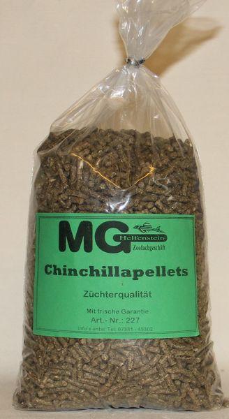 Chinchilla Pellets  730 g 002