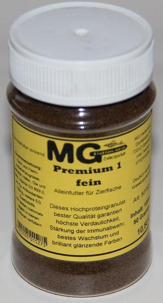 MG Premium 1 fein  100 ml/ 50g