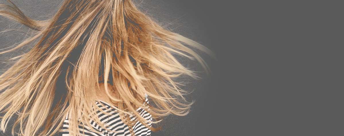 Spezialpflege für das Haar