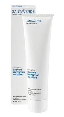 Aloe Vera Body Lotion Sensitive
