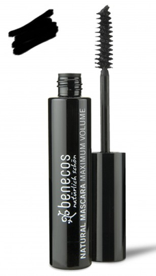 Natural Mascara Maximum Volume deep black