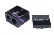 benecos Doppelanspitzer Pencil Sharpener