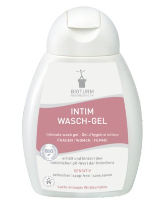 BIOTURM Intim Wasch-Gel Nr. 26 250 ml