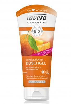 Vitalisierendes Duschgel Orange 200 ml