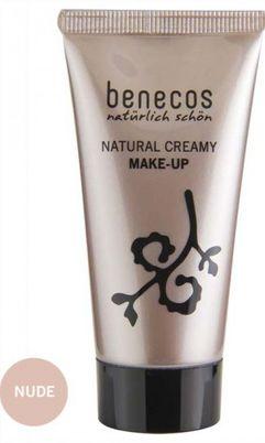 Natural Creamy Make-Up Nude