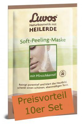 Soft-Peeling-Maske 10er Set