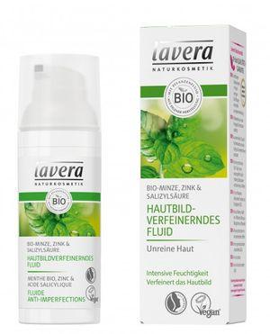 Hautbildverfeinerndes Fluid Bio-Minze 50 ml
