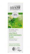 Lavera Hautbildverfeinerndes Fluid Bio-Minze 50 ml
