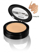 2in1 Compact Foundation Honey 03 10 g