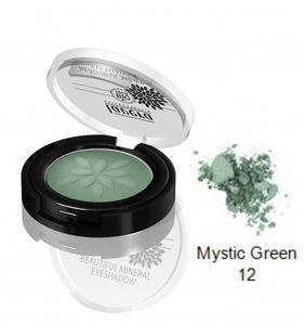 Beautiful Mineral Eyeshadow Mystic Green 12
