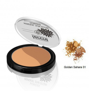 Mineral Sun Glow Powder Duo Golden Sahara 01 9g
