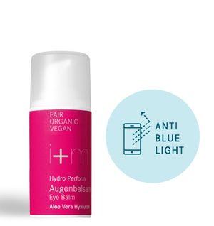 Hydro-Perform Augenbalsam Hyaluron Aloe Vera 15 ml
