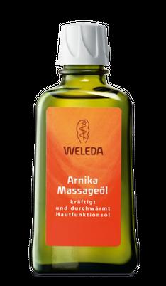 Arnika Massageöl 200 ml