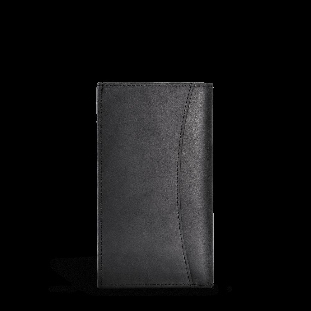 LUCA iPhone 8 Etui - Nubuk schwarz 3