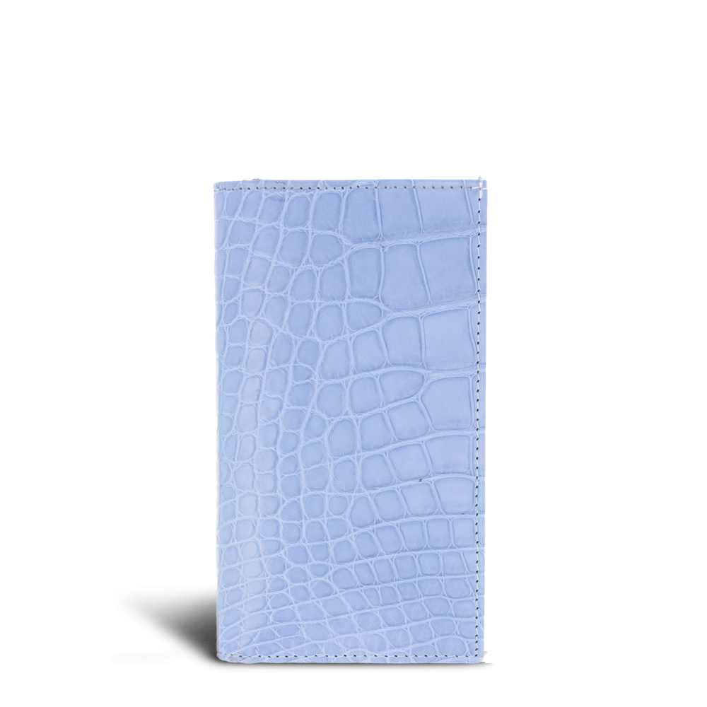 LUCA iPhone 6 Etui - Alligator Sky Blue