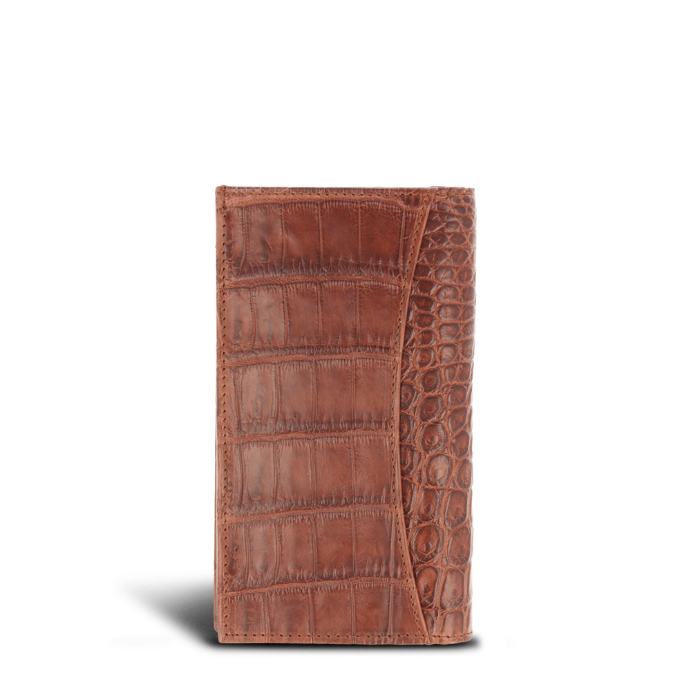 LUCA iPhone 6 Etui - Alligator Brown 2