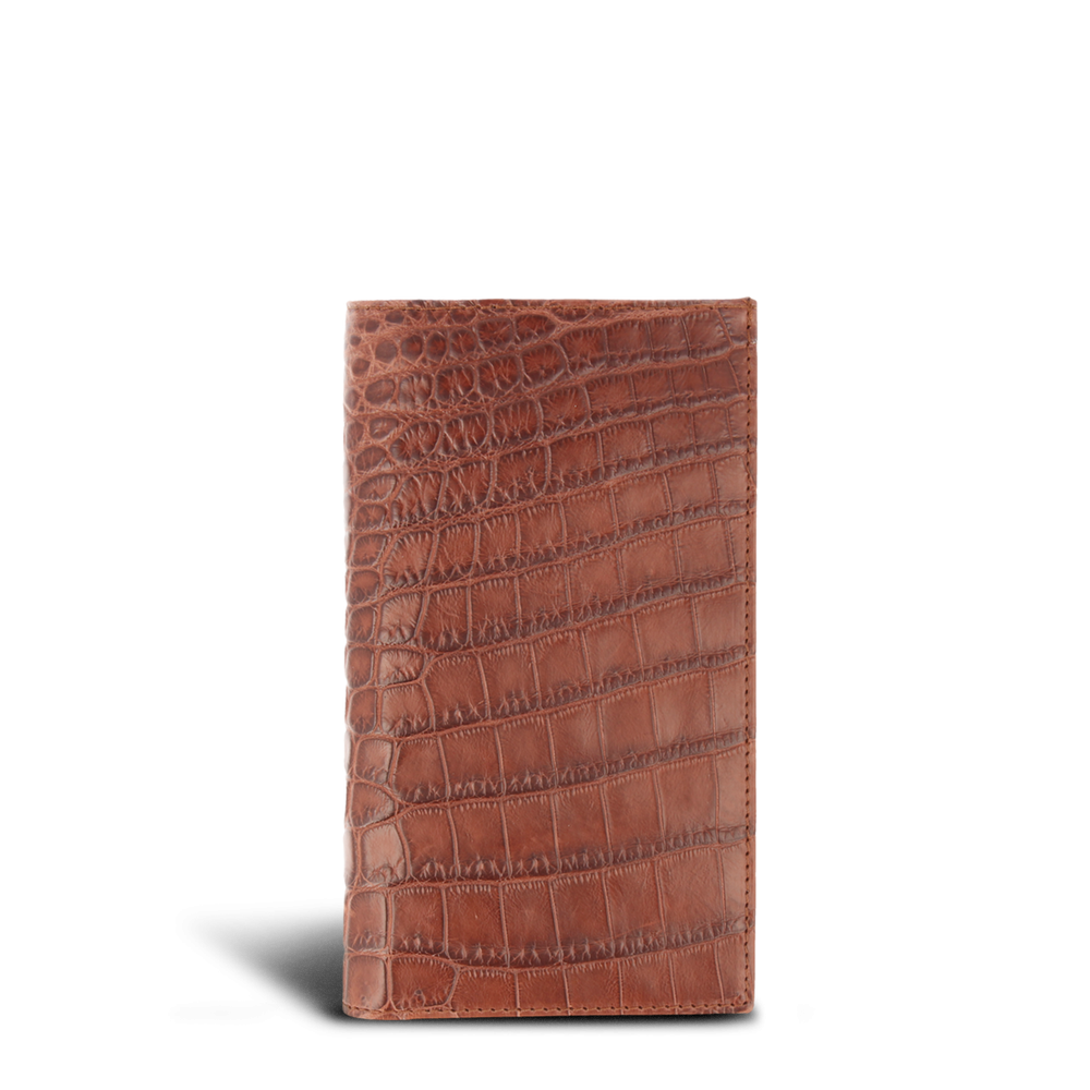 LUCA iPhone 6 Etui - Alligator Brown 1