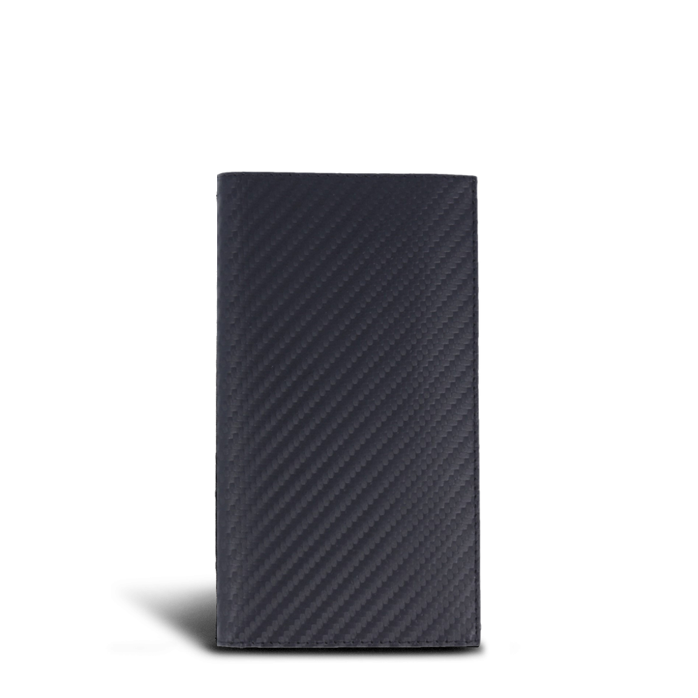 LUCA iPhone 6 wallet - carbon-look 2