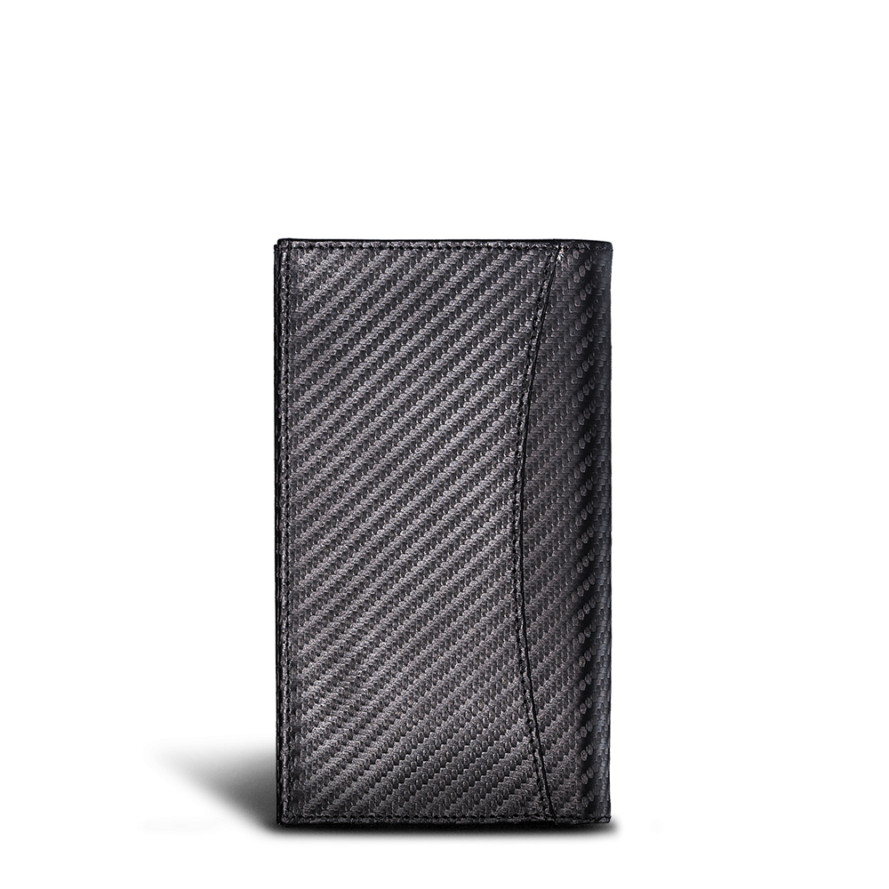 LUCA iPhone 6 wallet - carbon-look 3