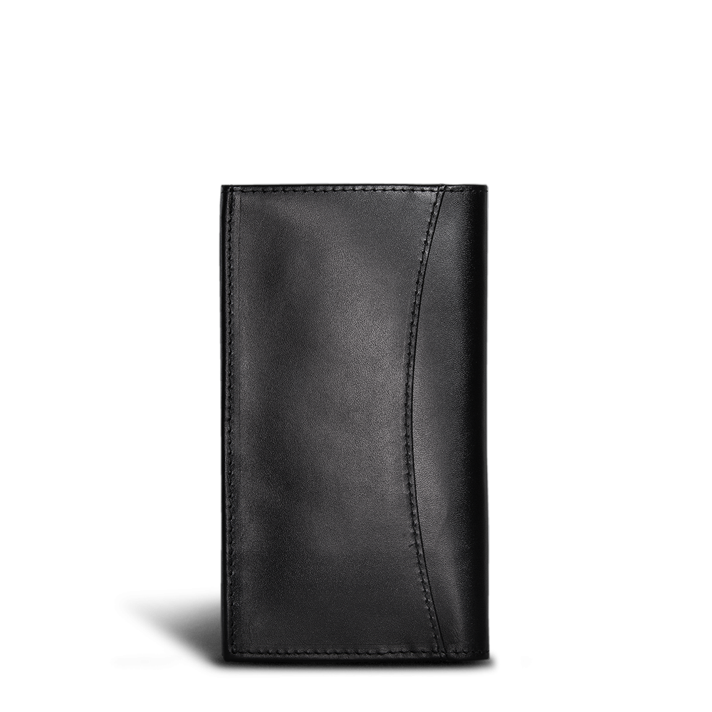 LUCA iPhone 6 wallet - calf leather black 3