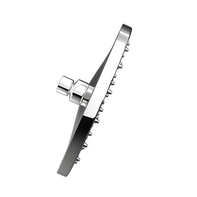 Regenduschkopf für die Duschtempel Quick16 / P30 – Bild 2