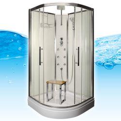 AcquaVapore QUICK16-0000 Dusche Duschtempel Komplette Duschkabine 80x80 Bild 2