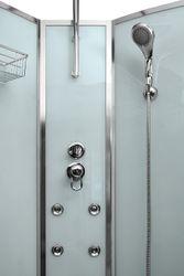 AcquaVapore QUICK16-0010 Dusche Duschtempel Komplette Duschkabine 80x80 Bild 9