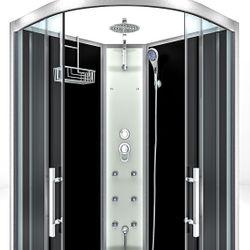 AcquaVapore QUICK16-2300 Dusche Duschtempel Komplette Duschkabine 100x100 Bild 3