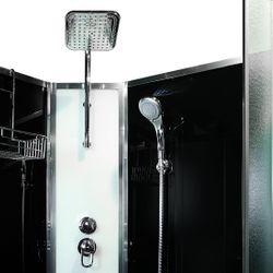 AcquaVapore QUICK16-0310 Dusche Duschtempel Komplette Duschkabine 80x80 Bild 7