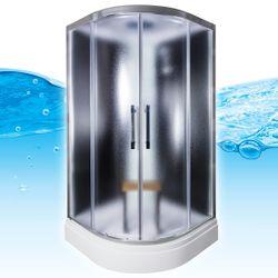 AcquaVapore QUICK18-0310 Dusche Duschtempel Komplette Duschkabine 80x80 Bild 3