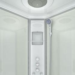 AcquaVapore QUICK18-2005 Dusche Duschtempel Komplette Duschkabine -Th 100x100 Bild 8