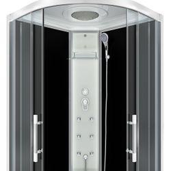 AcquaVapore QUICK18-2300 Dusche Duschtempel Komplette Duschkabine 100x100 Bild 3