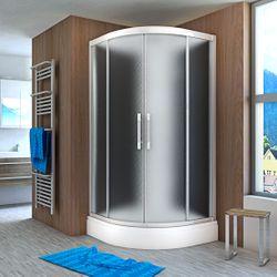 AcquaVapore QUICK18-2310 Dusche Duschtempel Komplette Duschkabine 100x100 001