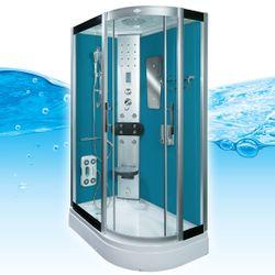 AcquaVapore DTP8060-7101R Dusche Duschtempel Komplett Duschkabine -Th. 80x120 001