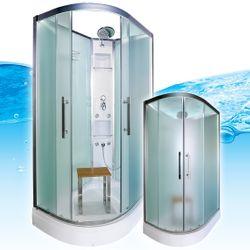 AcquaVapore QUICK16 WS Duschtempel Dusche Fertigdusche 80x120 120x80 Bild 4