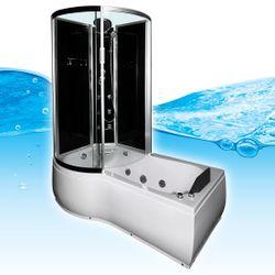 AcquaVapore DTP8050-SW Whirlpool, Badewanne, Dusche, Duschkabine 170x98 Bild 3