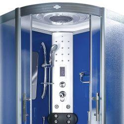 AcquaVapore DTP8046-0210 Dusche Duschtempel Komplett Duschkabine 80x80 Bild 8