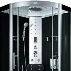 AcquaVapore DTP8058-6300 Dusche Duschtempel Komplett Duschkabine 100x100 XL Bild 8