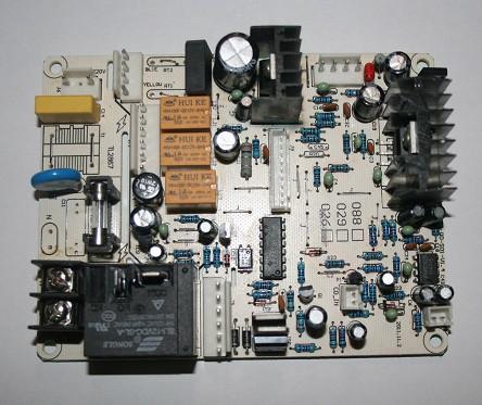 Steuerung, Hauptplatine für DTP8046/8058/8060/6037/6038 Serie TR026-N