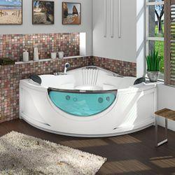 Whirlpool Vollausstattung Pool Badewanne Eckwanne Wanne A2115-ALL 150x150 001