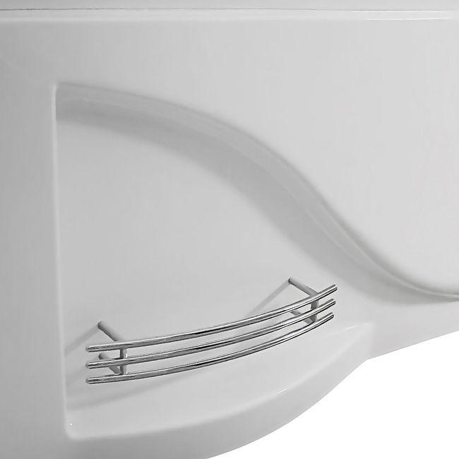 Whirlpool Pool Badewanne Eckwanne Wanne A2113H-ALL 120x182cm / 182x120cm – Bild 14
