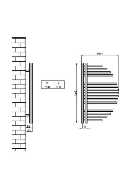Design Badheizkörper AYCAN – Bild 4