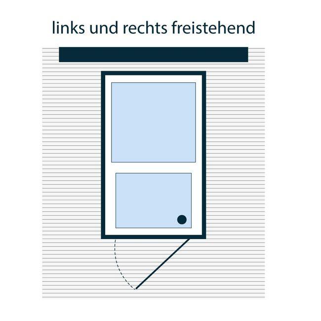 Andante D Pflege- und Therapiedusche mit Sitz und Tür  – Bild 13